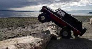 Terénní záběry Fordu Bronco, které si zamilujete