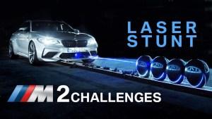 BMW M2 Competition stanovilo nový rekord. V praskání balónku laserem