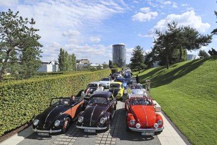 """2018 Beetle Sunshine Tour to Wolfsburg"""