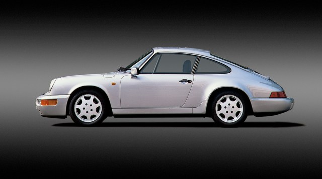 1988, 911 Carrera 4, Typ 964, Generationen