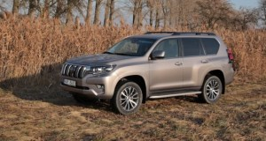 Test Toyota Land Cruiser 2.8D-4D AT