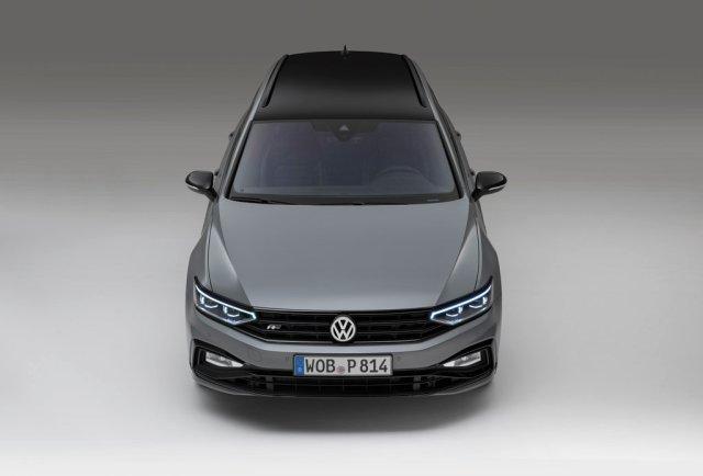 The new Volkswagen Passat Variant R-Line Edition