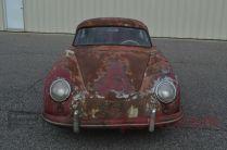 porsche 356 aukce 2