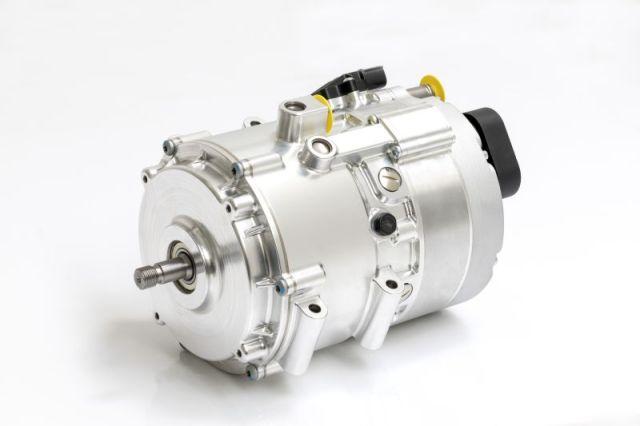 Continental Powertrain Motor MMP-537 Foto: altrofoto.de