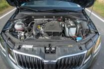 test skoda octavia 1,0 tsi 85 kW