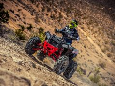 Polaris Sportman and Scrambler Unveil; Mojave Desert; Las Vegas, Nevada; March 1, 2019; Photo: Tyler Tate/T Squared Sports Media