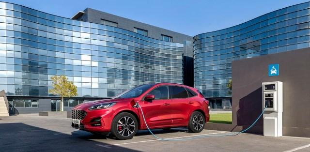 Ford Kuga Plug-in Hybrid