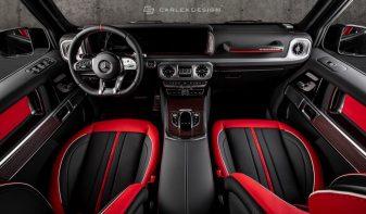 mercedes G carlex design (10)