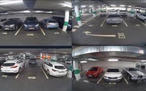 Někdo vám poškodí auto na parkovišti? Obchodní centra nově umějí na počkání dohledat záznam incidentu