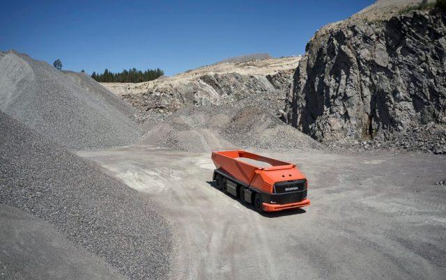 Scania AXL 1