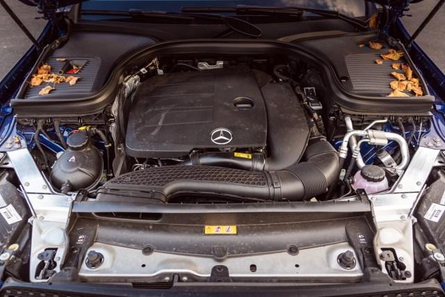 Mercedes-Benz GLC 300 4MATIC kupé