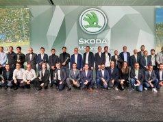 Pódium plné vítězů: V roce 2019 posádky ŠKODA vybojovaly všechny tři mistrovské tituly kategorie WRC 2 Pro plus dalších pět titulů FIA a 23 národních šampionátů.