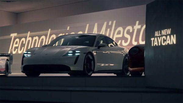 Porsche si pro finále Super Bowlu připravilo fantastickou reklamu plnou skvělých aut