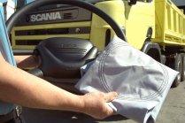 Scania - airbag řidiče