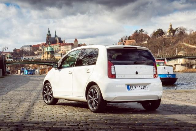 Test elektromobilu Škoda CITIGOe iV (2020)