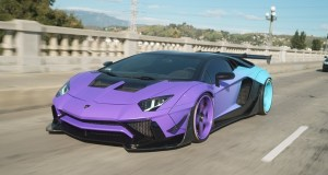 Lamborghini Aventador SV - Chris Brown