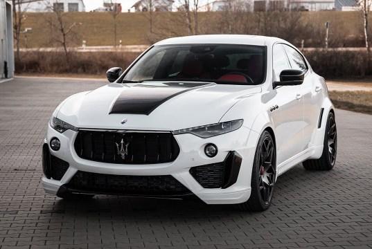Maserati Levante Esteso V2