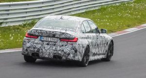 2021 bmw m3 spy video nurburgring