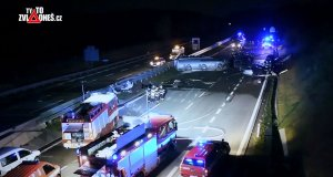 nehoda-dalnice