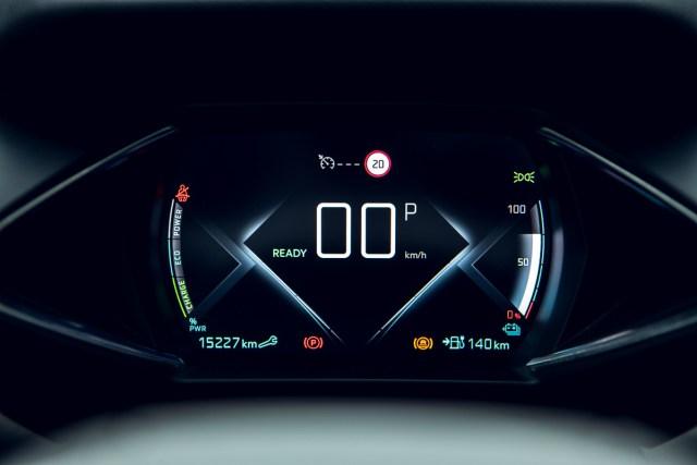 test elektromobilu ds 3 crossback e-tense