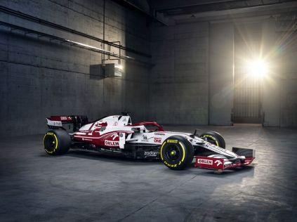 Alfa Romeo Racing ORLEN - C41 (2)
