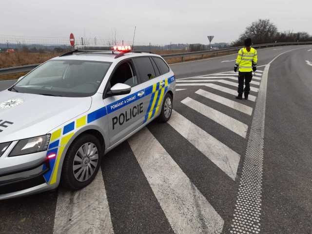 policie kontroly kovid