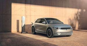 IONIQ 5 elektromobil