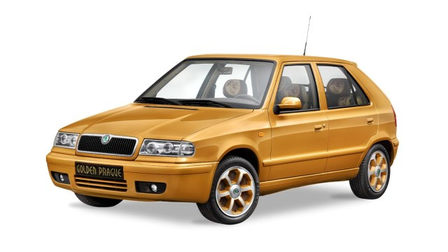 Škoda Felicia Golden Prague