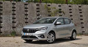 Test Dacia Sandero TCe 100 LPG (2021)