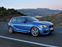 Der neue BMW 1er 3-Trer ::: auto-motor.at
