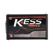 Kess ECU Programmer V5.017 EU Version with Red PCB Online Version Support 140 Protocol No Token Limited