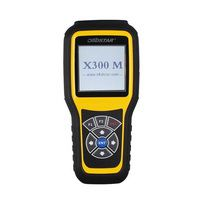 OBDSTAR X300M Special for Odometer Adjustment and OBDII X300 M Mileage Correction Tool OBD2 Odometer Programmer