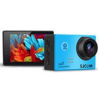 SJCAM SJ5000X Elite Action Camera WiFi 4K 24fps 2K 30fps Gyro Sports DV 2.0 LCD NTK96660 Diving 30m Waterproof Camcorde