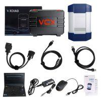 VXDIAG Multi Diagnostic Tool for Full Brands HONDA/GM/VW/FORD/MAZDA/TOYOTA/PIWIS/Subaru/VOLVO/ BMW/BENZ with 1TB HDD & Lenovo T420