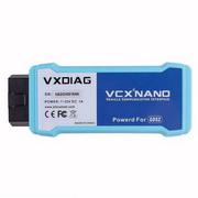 WIFI Version VXDIAG VCX NANO for GM/Opel Multiple GDS2 and TIS2WEB Diagnostic/Programming System