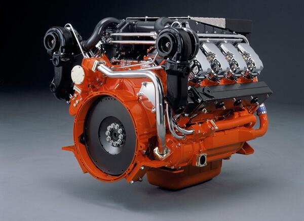 Современный дизельный двигатель Мерседес-Бенц