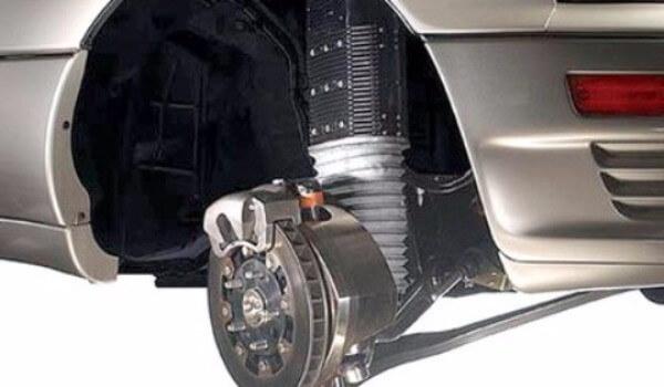 Электромагнитная подвеска Bose