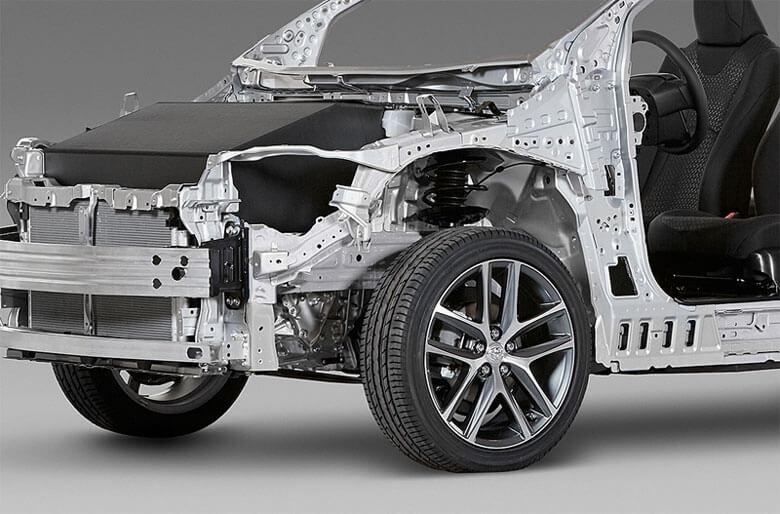 На этой платформе будет выпускаться половина всех моделей Toyota