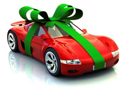 Награда за мужество - Новый автомобиль