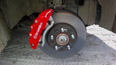 Photo of Тормозной суппорт: что это там красненькое в недрах колёсных дисков?
