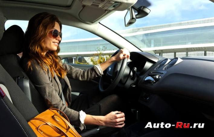 Учимся самостоятельно вождению автомобиля