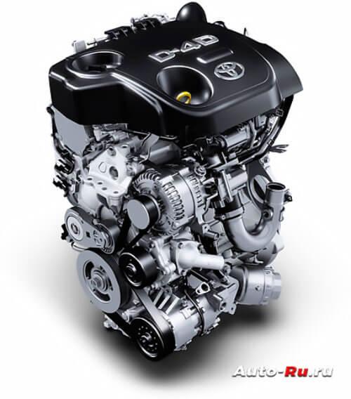 Двигатель Toyota D-4D AD