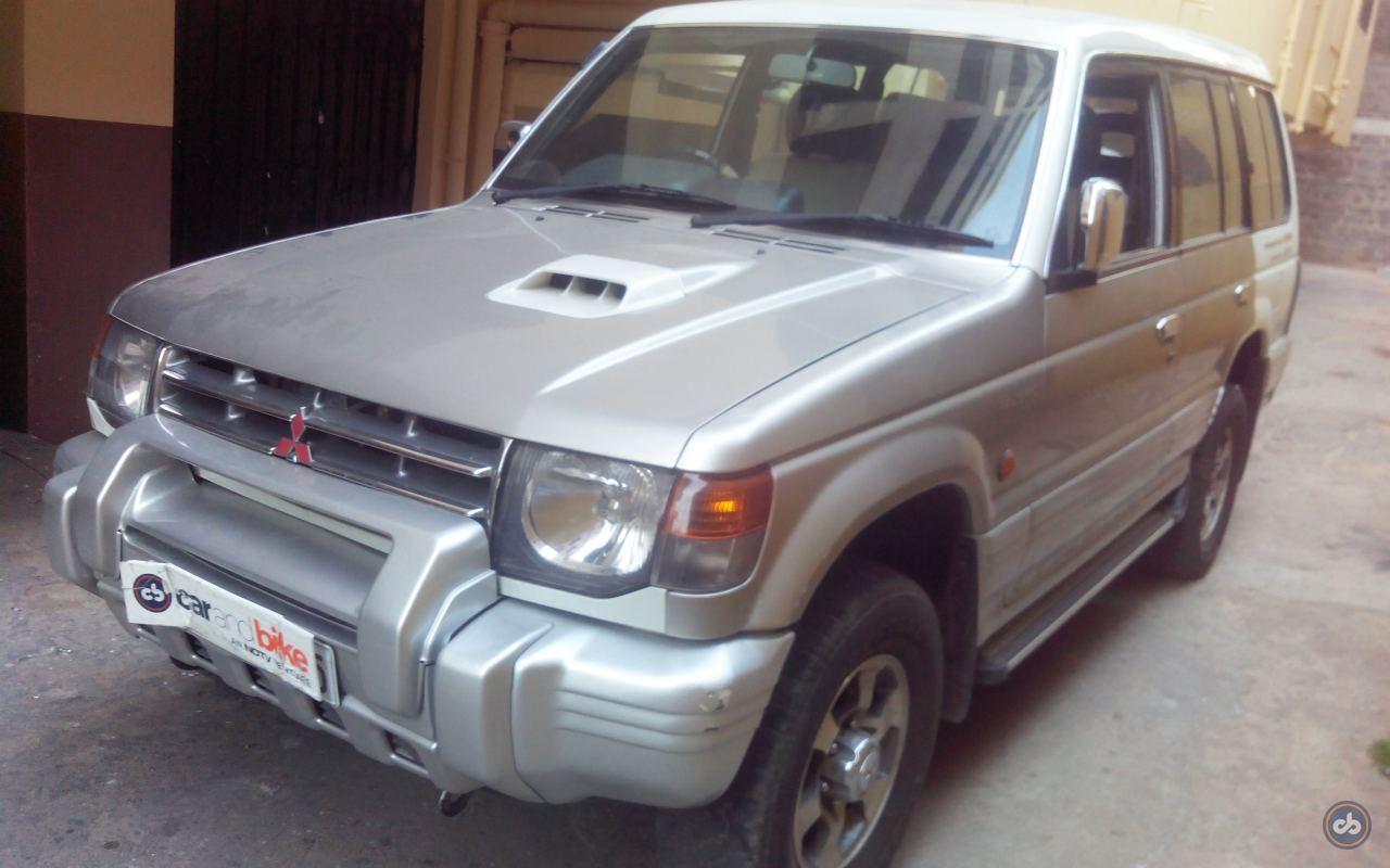 2008 mitsubishi pajero 2 8 glx [ 1280 x 800 Pixel ]