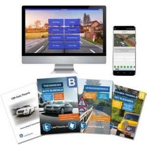 Auto Theorieboek Rijbewijs B 2020 | Auto Theorieboek | Auto Theorie Samenvatting | Verkeerborden overzicht | Praktijk informatie | CBR Auto Theorie Leren en Oefenen