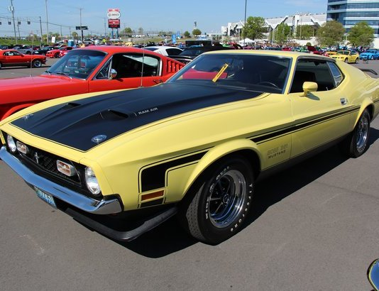 Ford Muscle Cars: Here's The Brief History You To Know