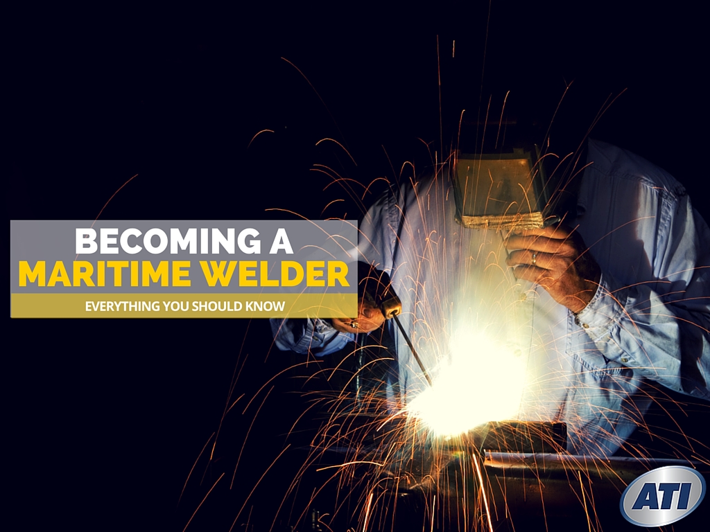 Job Outlook For Welders Everything You Should Know About Becoming A Maritime Welder