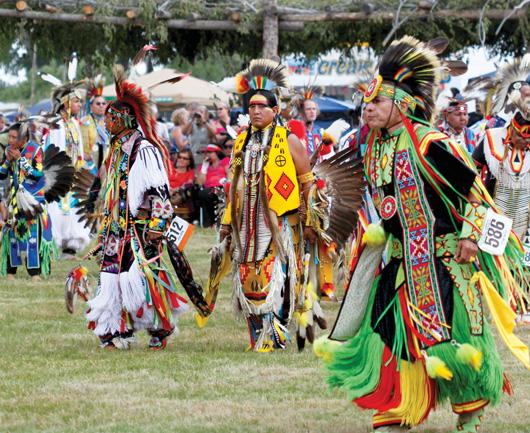 在安省體驗加拿大原住民文化|旅遊區推薦|大紀元旅游網