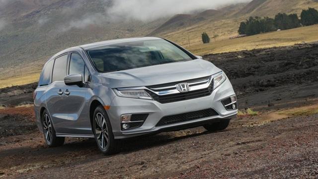 2018款本田Odyssey獲得IIHS最高安全評價 | 新聞 | 大紀元汽車網 auto.epochtimes.com