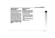 2006 Kia Sportage Owners Manual