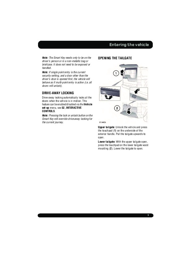 2012 Land Rover Discovery 4 Handbook Manual